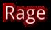 Font Open Sans Rage Logo Preview