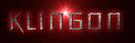 Font Orchidee Klingon Logo Preview