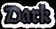 Font Orotund Dark Logo Preview