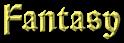 Font Orotund Fantasy Logo Preview