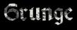 Font Orotund Grunge Logo Preview
