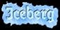 Font Orotund Iceberg Logo Preview