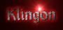 Font Orotund Klingon Logo Preview