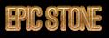 Font Ostrich Sans Epic Stone Logo Preview