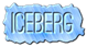 Font Ostrich Sans Iceberg Logo Preview