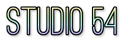 Font Ostrich Sans Studio 54 Logo Preview