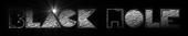 Black Hole Logo Style
