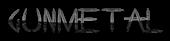 Font Paintboy Gunmetal Logo Preview