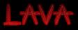 Font Paintboy Lava Logo Preview