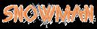 Font Paintboy Snowman Logo Preview