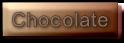 Chocolate Button Logo Style