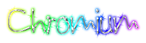 Font !PaulMaul Chromium Logo Preview