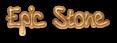 Font !PaulMaul Epic Stone Logo Preview