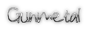 Font !PaulMaul Gunmetal Logo Preview