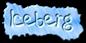 Font !PaulMaul Iceberg Logo Preview