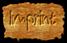 Font !PaulMaul Imprint Logo Preview