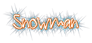 Font !PaulMaul Snowman Logo Preview