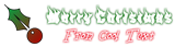 Font Phoenix Christmas Symbol Logo Preview