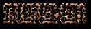 Font Pincoya Black Cheetah Logo Preview