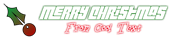 Font Pincoya Black Christmas Symbol Logo Preview