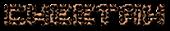 Font Pixel 4x4 Cheetah Logo Preview