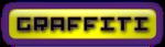Font Pixel 4x4 Graffiti Button Logo Preview