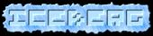 Font Pixel 4x4 Iceberg Logo Preview