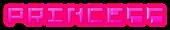 Font Pixel 4x4 Princess Logo Preview