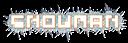 Font Pixel 4x4 Snowman Logo Preview