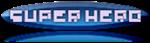 Font Pixel 4x4 Super Hero Button Logo Preview