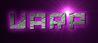 Font Pixel 4x4 Warp Logo Preview