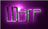 Font Planet Dust Warp Logo Preview