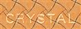 Font Plastique Crystal Logo Preview