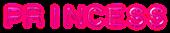 Font Plastique Princess Logo Preview
