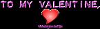 Font Plastique Valentine Symbol Logo Preview
