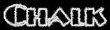 Font Plug NickelBlack Chalk Logo Preview