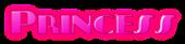 Font Plug NickelBlack Princess Logo Preview