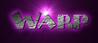 Font Plug NickelBlack Warp Logo Preview