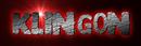 Font Polaroid 22 Klingon Logo Preview