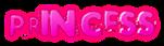 Font Polaroid 22 Princess Logo Preview