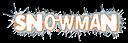 Font Polaroid 22 Snowman Logo Preview