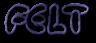 Font Poo Felt Logo Preview