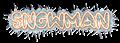 Font Poo Snowman Logo Preview