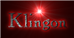 Font Powell Antique Klingon Logo Preview