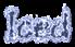 Font Qarmic sans Iced Logo Preview