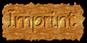 Font Qarmic sans Imprint Logo Preview