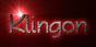 Font Qarmic sans Klingon Logo Preview