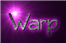 Font Qarmic sans Warp Logo Preview