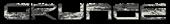 Font QuickGear Grunge Logo Preview