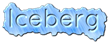 Font Quicksand Iceberg Logo Preview
